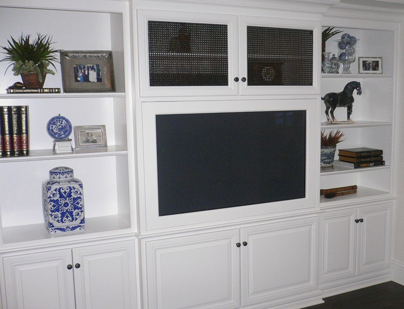 Built In Home Entertainment Center Plans